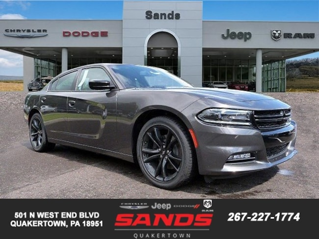 Used 2017 Dodge Charger SXT Sedan For Sale in Quakertown, PA
