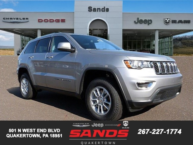 New 2018 Jeep Grand Cherokee LAREDO E 4X4 Sport Utility For Sale in Quakertown, PA