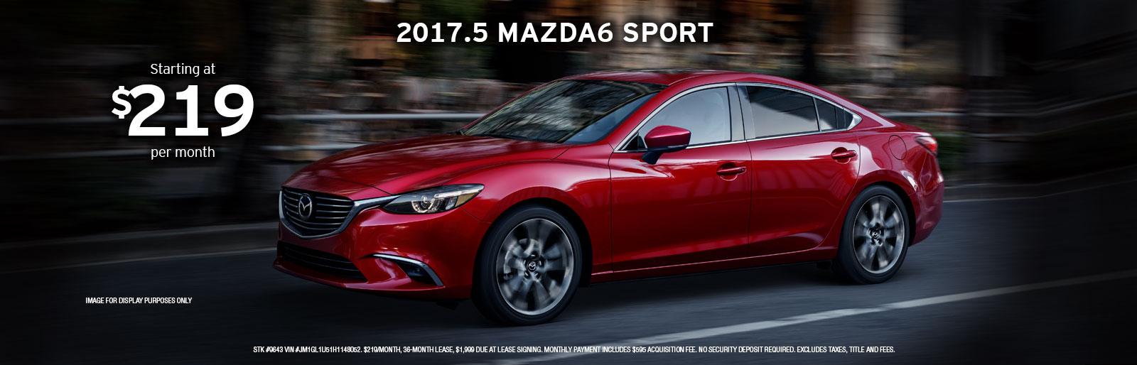 Sandy Sansing Mazda New Cars
