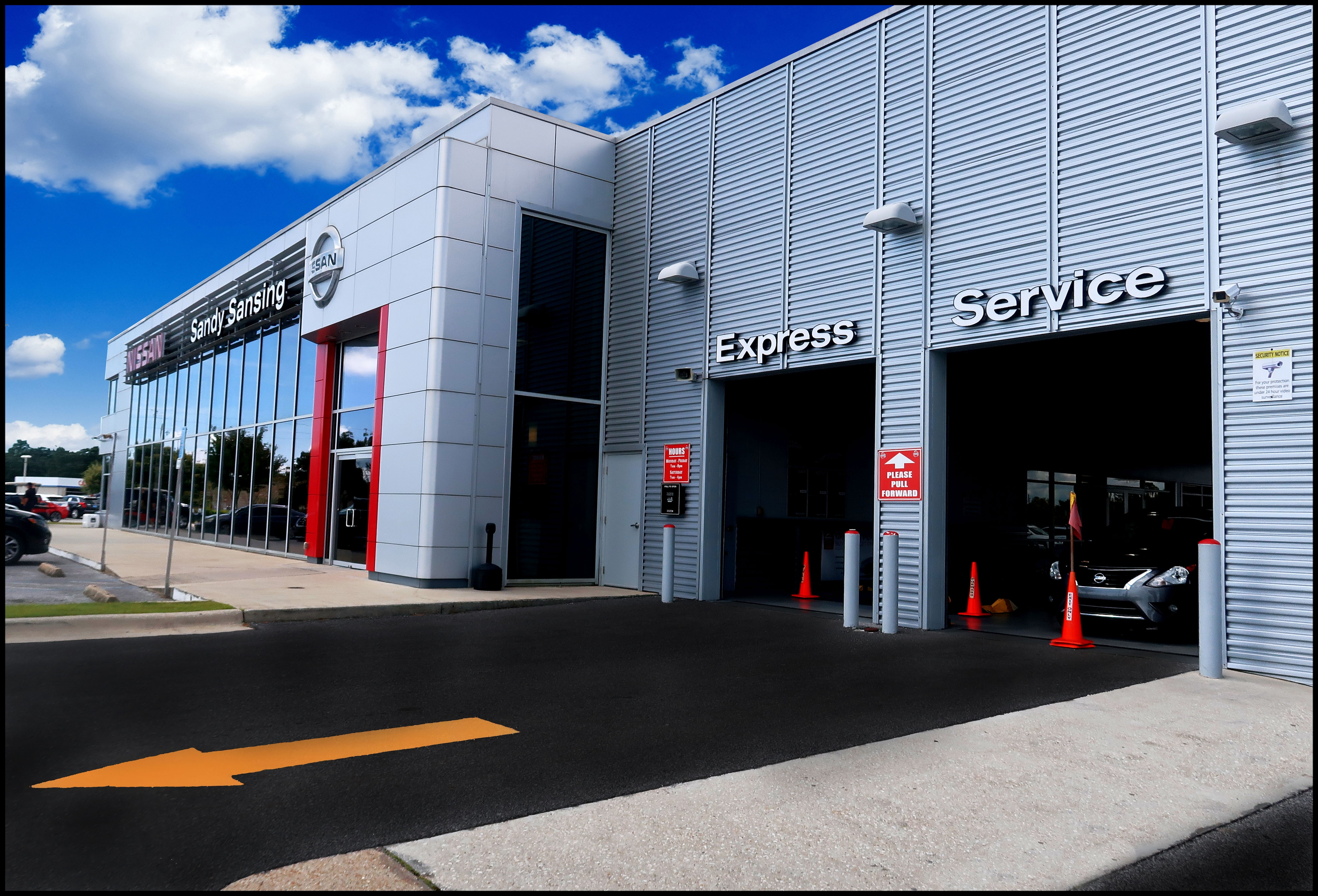 Perfect Your Privacy Is Important To Us. Sandy Sansing Nissan ...