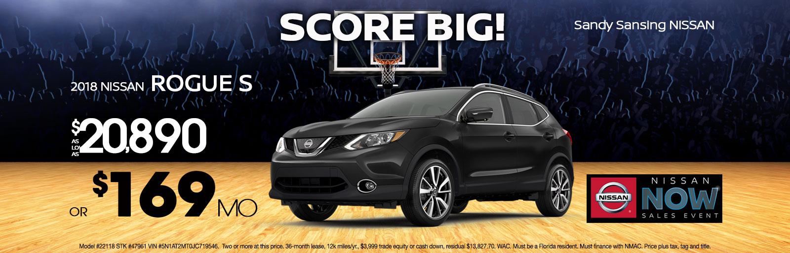 Sandy Sansing Nissan | New Nissan dealership in Pensacola ...