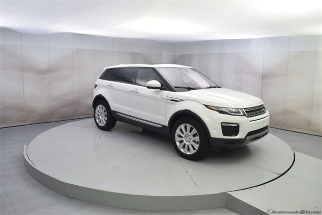 New 2019 Land Rover Range Rover Evoque HSE SUV for sale in Livermore, CA