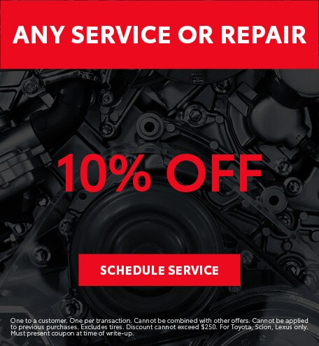 Any Service or Repair