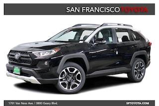 New 2019 Toyota RAV4 For Sale in San Francisco   San Francisco Toyota