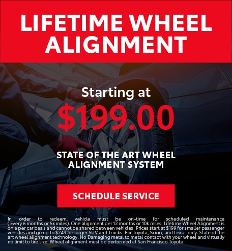 Lifetime Wheel Alignment