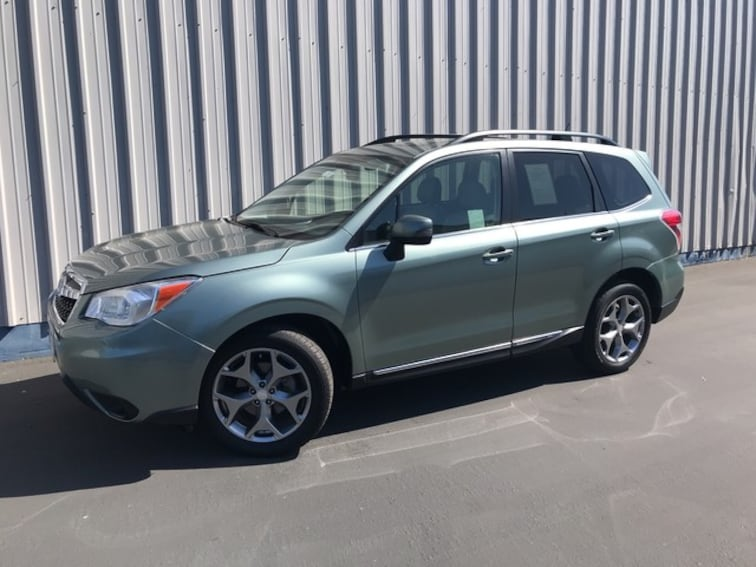 used 2015 Subaru Forester 2.5i Touring (CVT) SUV Bakersfield CA
