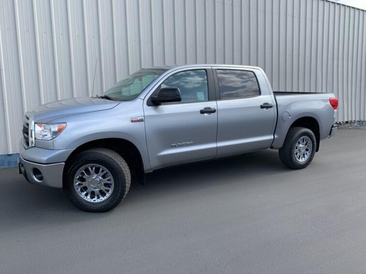 used 2013 Toyota Tundra 4x4 V8 Truck Bakersfield CA