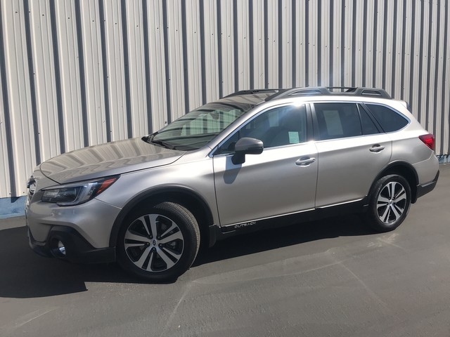 Certified Pre-Owned 2018 Subaru Outback 2.5i Limited SUV Bakersfield, CA