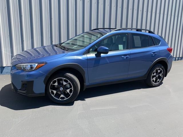 Certified Pre-Owned 2018 Subaru Crosstrek 2.0i Premium with SUV Bakersfield, CA