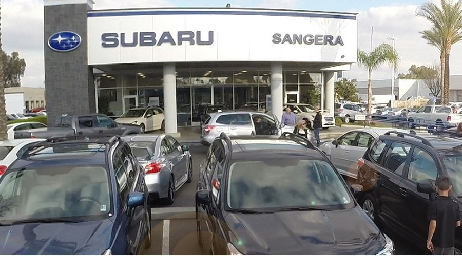 Sangera Auto Group Picture