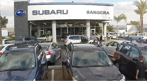 Delano Car Dealers >> New Used Subaru Dealership In Bakersfield Sangera Subaru Near