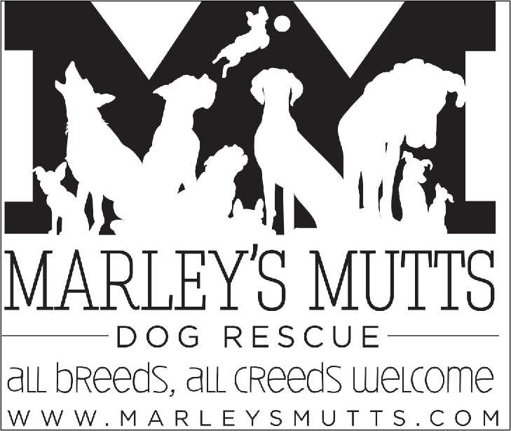 Marley's Mutts Dog Rescue Emblem