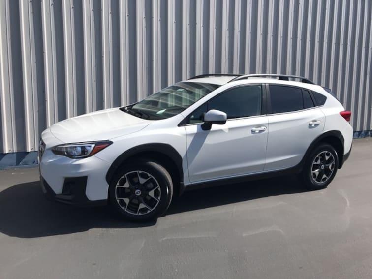 used 2018 Subaru Crosstrek 2.0i Premium with SUV Bakersfield CA