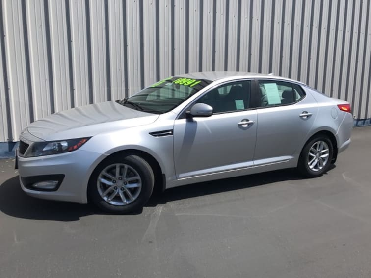 used 2013 Kia Optima LX Sedan Bakersfield CA