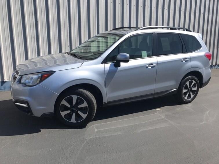used 2017 Subaru Forester 2.5i Premium SUV Bakersfield CA