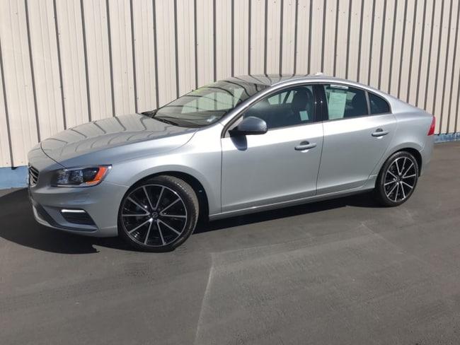 New 2018 Volvo S60 T5 FWD Dynamic Sedan in Bakersfield, CA
