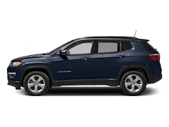 New 2018 Jeep Compass LATITUDE FWD Sport Utility in San Leandro, CA