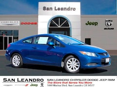 New 2012 Honda Civic EX Coupe in San Leandro, CA