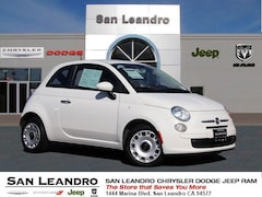 New 2012 FIAT 500 Pop Hatchback in San Leandro, CA