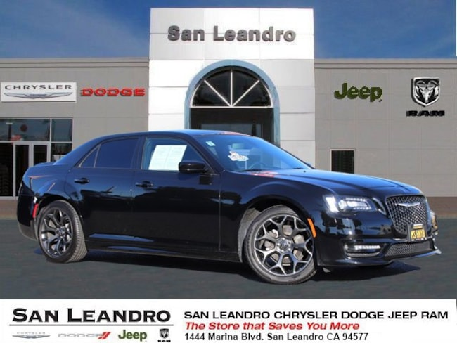 used 2018 Chrysler 300 S Sedan in San Leandro