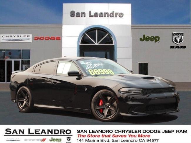 Used 2017 Dodge Charger Srt Hellcat For Sale Serving Oakland