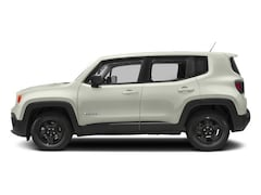 New 2018 Jeep Renegade LATITUDE 4X2 Sport Utility in San Leandro, CA