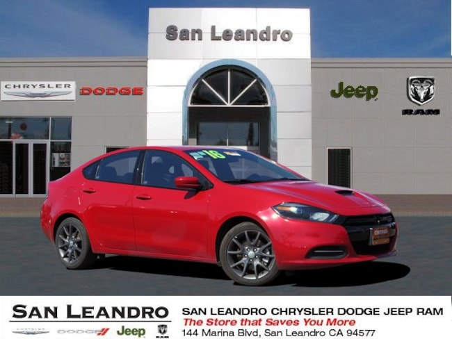 used 2016 Dodge Dart SXT Sport Sedan in San Leandro