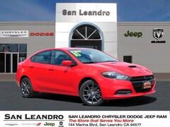 Used 2016 Dodge Dart SXT Sport Sedan under $15,000 for Sale in San Leandro