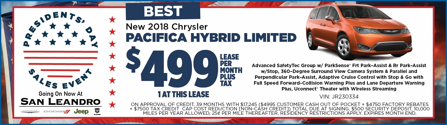San Leandro Chrysler Dodge Jeep Ram | New 2018-2019 ...