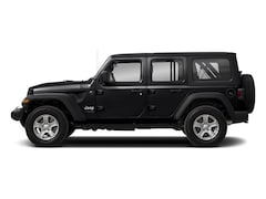 New 2018 Jeep Wrangler UNLIMITED SPORT S 4X4 Sport Utility in San Leandro, CA