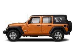 New 2018 Jeep Wrangler UNLIMITED SPORT 4X4 Sport Utility in San Leandro, CA