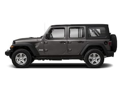 2018 Jeep Wrangler UNLIMITED RUBICON 4X4 Sport Utility for sale in the Bay Area