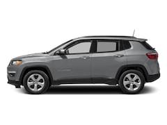 New 2018 Jeep Compass SPORT FWD Sport Utility 3C4NJCAB4JT137113 in San Leandro, CA