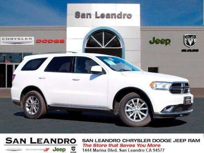 used 2018 Dodge Durango SXT SUV in San Leandro