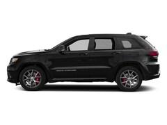 New 2018 Jeep Grand Cherokee TRACKHAWK 4X4 Sport Utility in San Leandro, CA