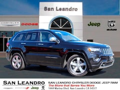 New 2014 Jeep Grand Cherokee Overland 4x4 SUV in San Leandro, CA