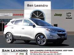 2015 Hyundai Tucson Limited w/PZEV SUV