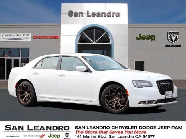 used 2017 Chrysler 300 S Sedan in San Leandro