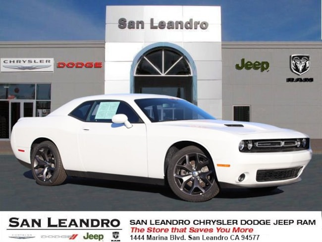 used 2018 Dodge Challenger SXT Coupe in San Leandro