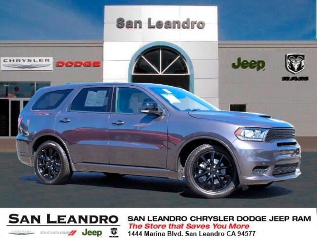 used 2018 Dodge Durango R/T SUV in San Leandro