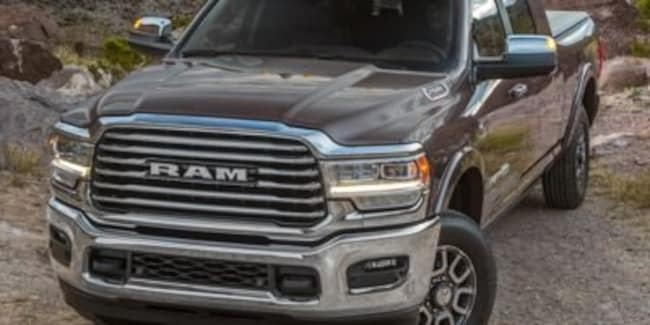 New 2019 Ram 2500 BIG HORN MEGA CAB 4X4 6'4 BOX Mega Cab in San Leandro, CA