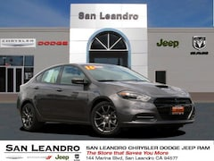 Used 2016 Dodge Dart SXT Sport Sedan under $15,000 for Sale in San Leandro