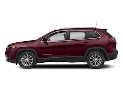 New 2019 Jeep Cherokee LATITUDE FWD Sport Utility in San Leandro, CA