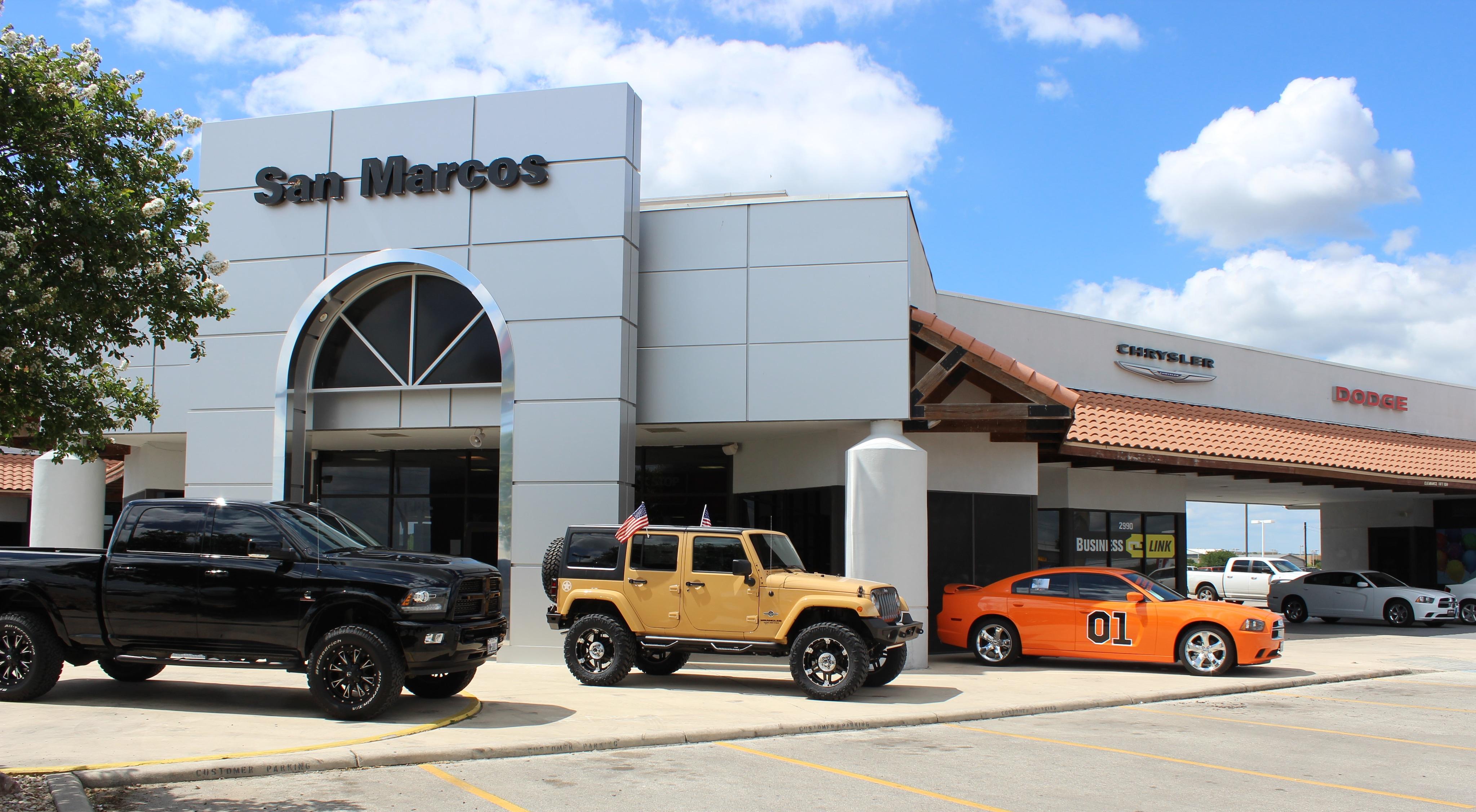 San Marcos Dodge