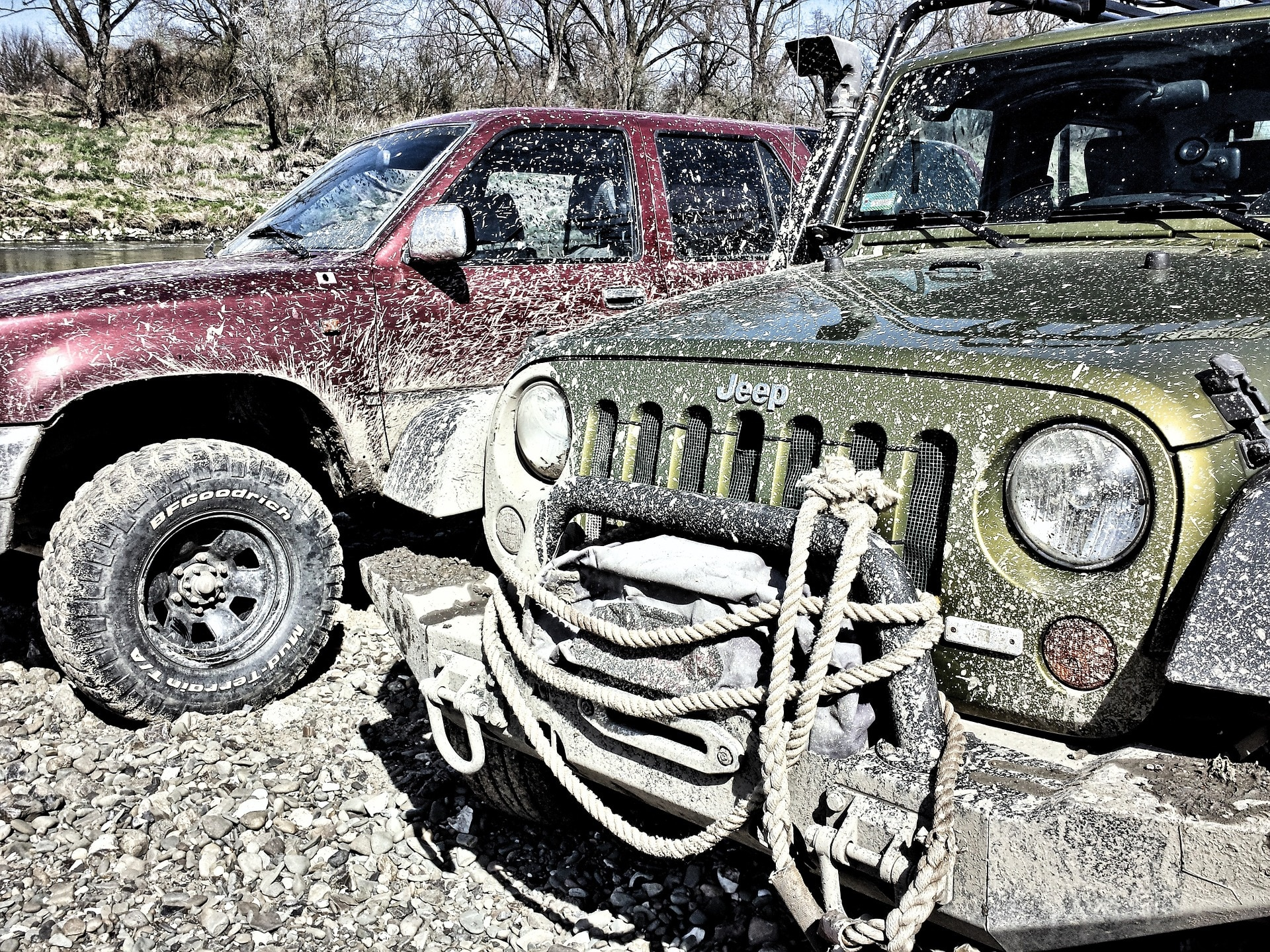 Dos & Don ts of Washing Mud off Your Jeep