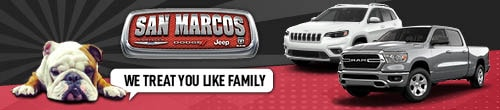 San Marcos Chrysler Dodge Ram Jeep