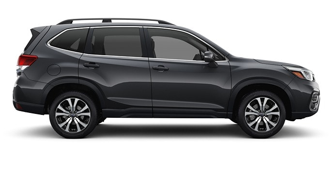 2020 Forester in Magnetite Gray Metallic