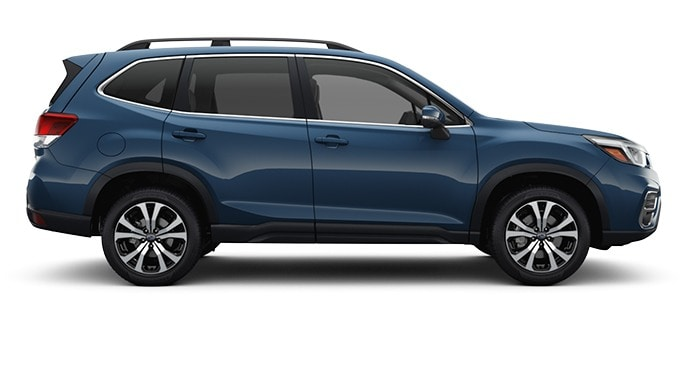2020 Forester in Horizon Blue Pearl