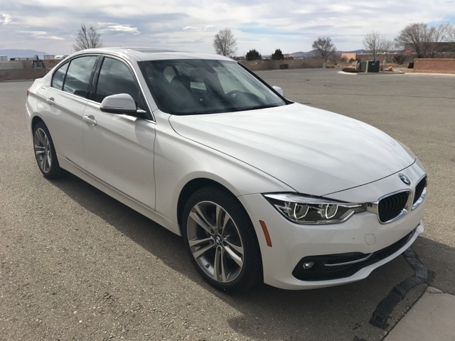 Santa Fe Bmw >> Pre Owned 2018 Bmw 3 Series For Sale At Santa Fe Bmw Vin Wba8f1c55jk898371