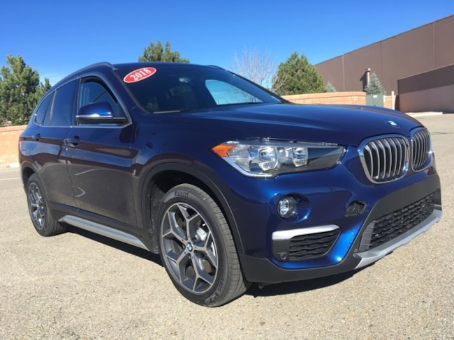 Santa Fe Bmw >> Pre Owned 2018 Bmw X1 For Sale At Santa Fe Bmw Vin